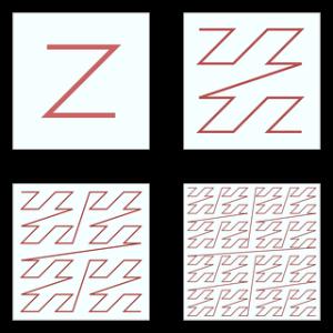 Morton (Z-order) Curve